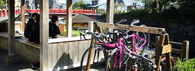 Izu City bicycle town development meeting