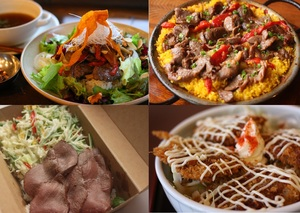 Many Izu deer dishes which we can eat in the city