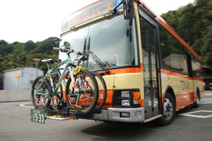Rack bus is running for cycle