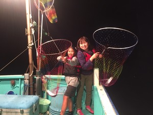 I was able to save flying fish, too
